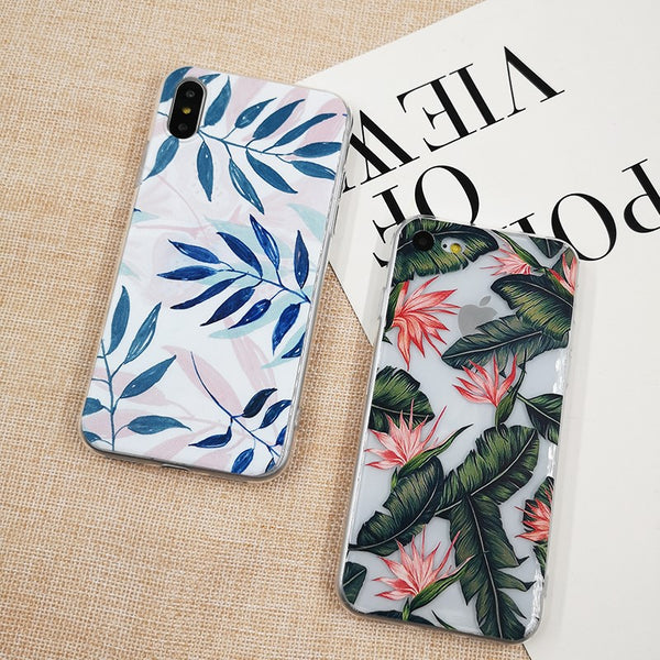 Palm Leaf Case