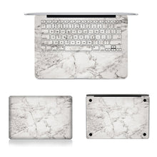 Grey Marble MacBook Skin