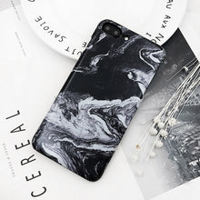 Glossy Marble Case