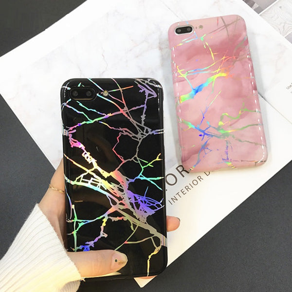 Shiny Marble Case