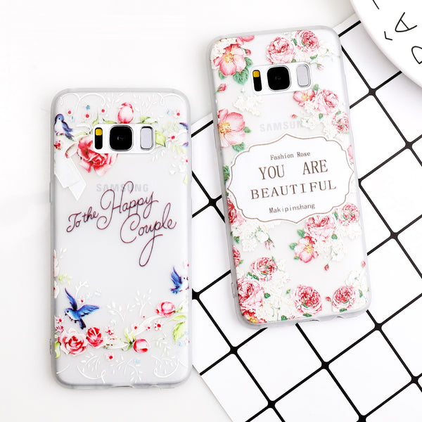Floral Blossom Cases