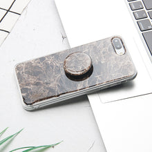 Luxury Marble Case with PopSocket