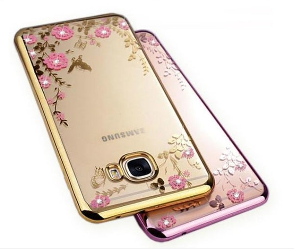 Flower Diamonds Case