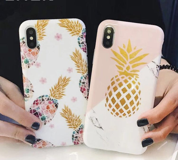 Tropical Pineapple Case