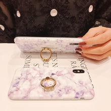 NEW* Luxury Art Marble Case