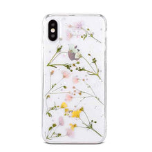 Real Dried Flower Case