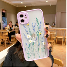 Flower Matte Bumper Case