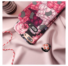 Blooming Flowers Case