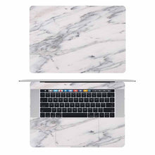 Elegant Marble Grain MacBook Skin