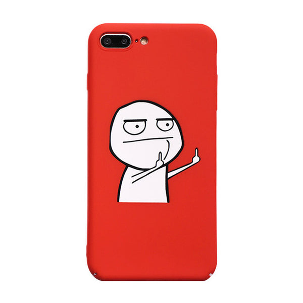 Funny Cartoon Phone Case