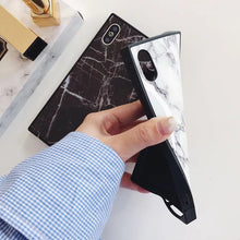Luxury Square Marble Case