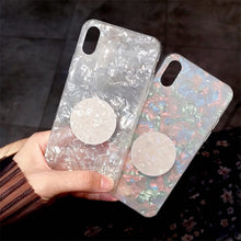 Glitter Bling Case with PopSocket