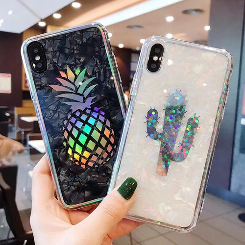 Luxury Colorful Shell Case