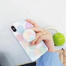 Gradient Color Case with PopSocket