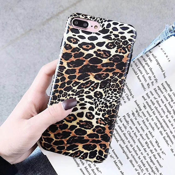 NEW Leopard Design Case