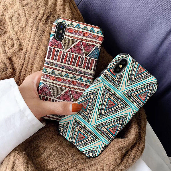 Retro Geometric Case