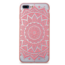 Lace Rose Flower Case