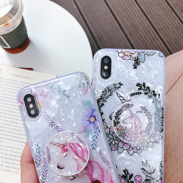 Glossy UniCorn Case