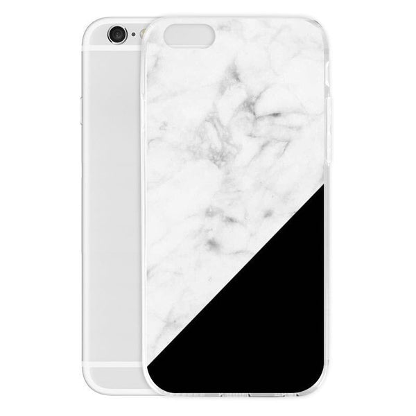 Marble Pattern Stone Shockproof Case
