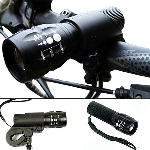 Bicycle LED Front Head Light