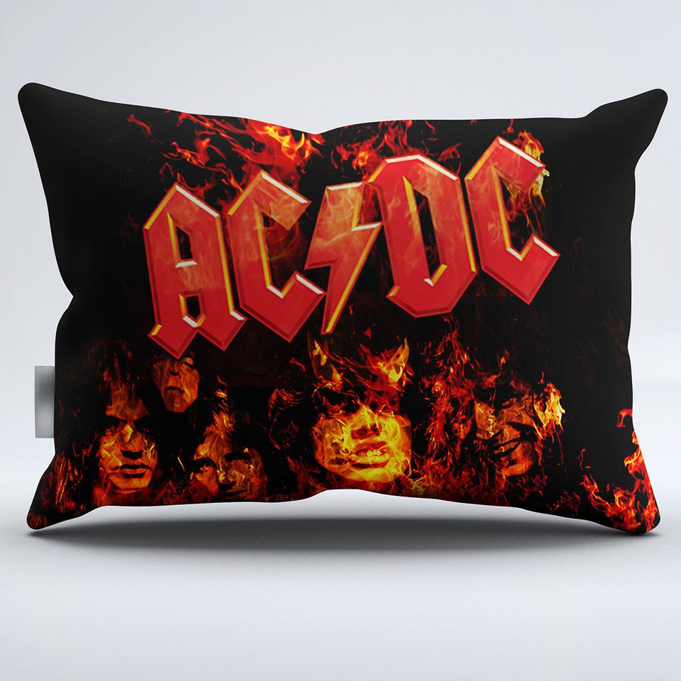 AC/DC Guitar Bedding Set
