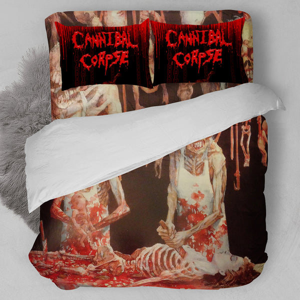 Cannibal Corpse - Butchered At Birth Bedding Set