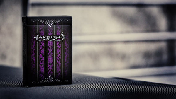 Purple Artifice Ellusionist Deck