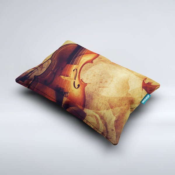 Art Violin Bedding Set
