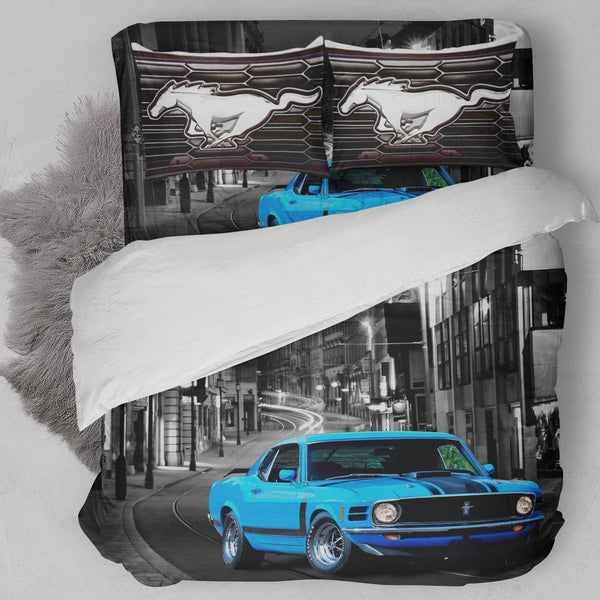 1970 Mustang Mach 1 Bedding Set