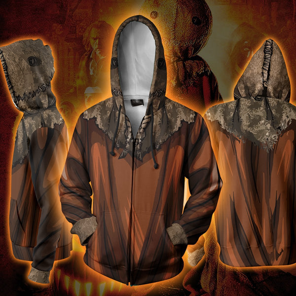 Trick 'r Treat Costume Zip Hoodie