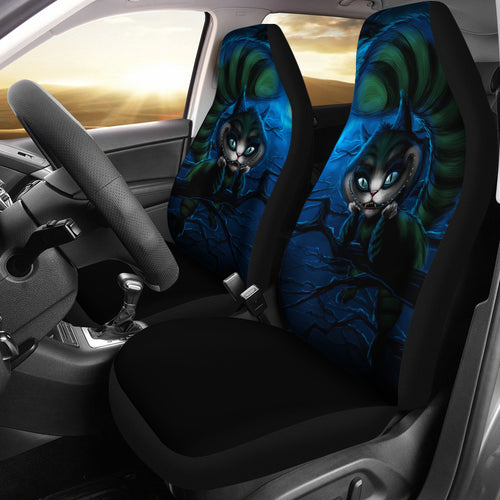 THE CHESHIRE CAT CAR SEAT COVERS