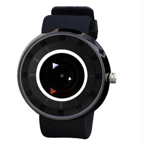 Creative Brief Light Sports Wristwatch
