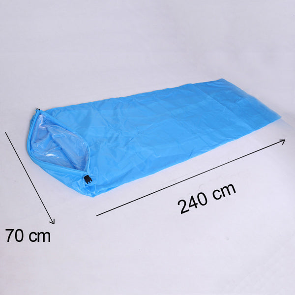 Camping Sleeping Bag Fast Inflatable