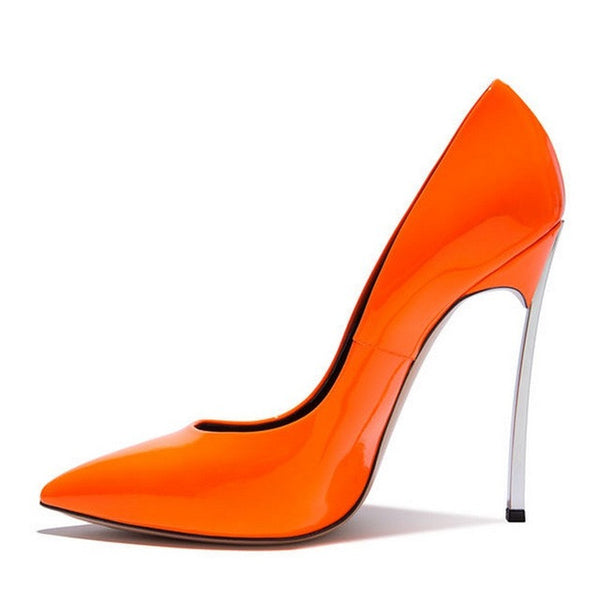 Colorful Women Thin Heel Stilettos