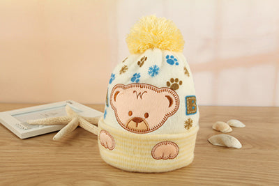 Baby Knitted Cap