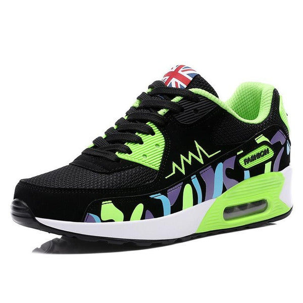 Colorful Trainers Breathable Sport Woman Shoes