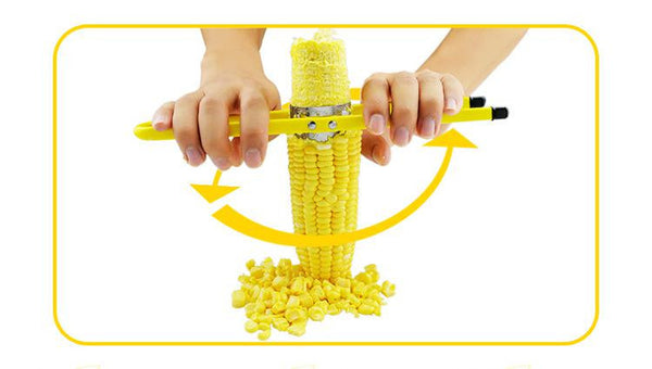 Adjustable Stainless Steel Corn Stripper