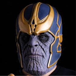 Avengers Infinity War Thanos Mask And Gauntlet Gloves