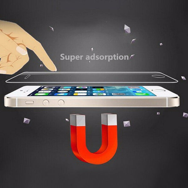 Glass Screen Protector Film For Apple iphone 6 6S Plus 5 5S 5C SE