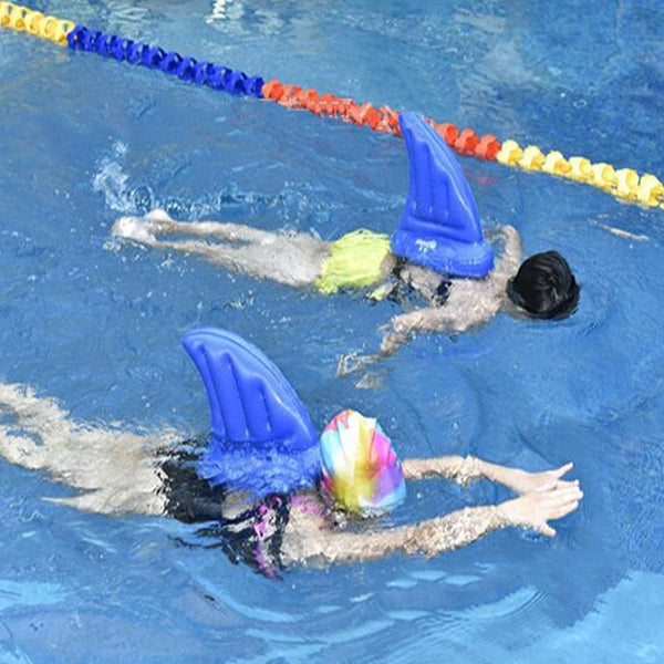 Shark Fin Copycat Inflatable Swimming Pool Float