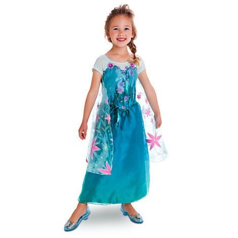 Snow Queen Elsa Baby Girls Dress