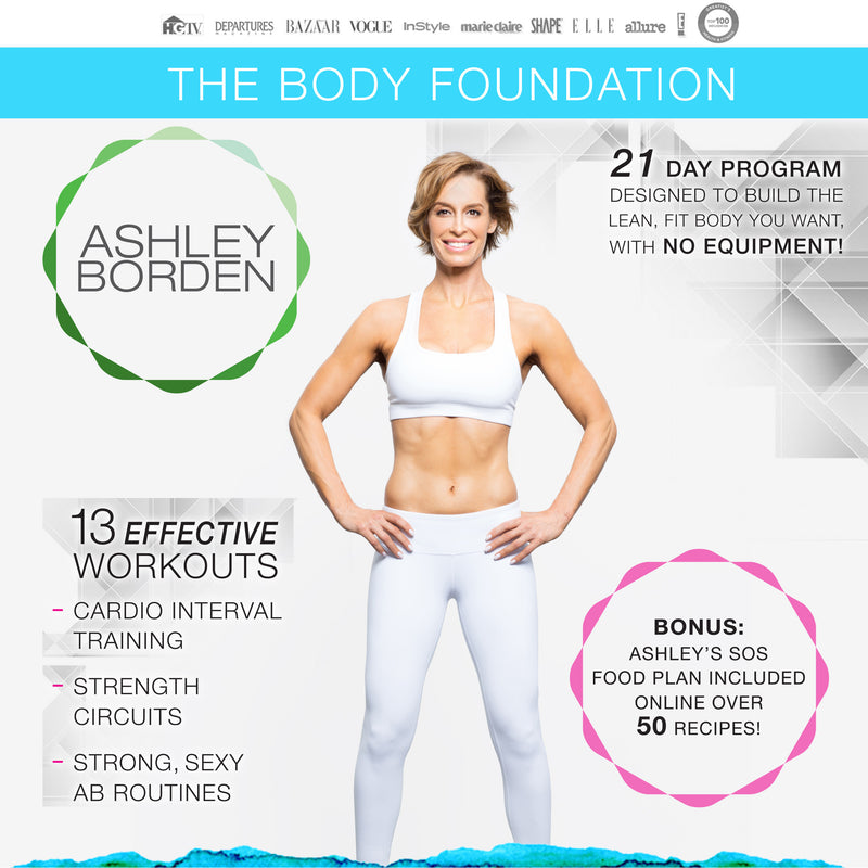 The Body Foundation<br> No Equipment Needed