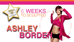 Voted #1 Program <br> 6 Weeks to Sculpted