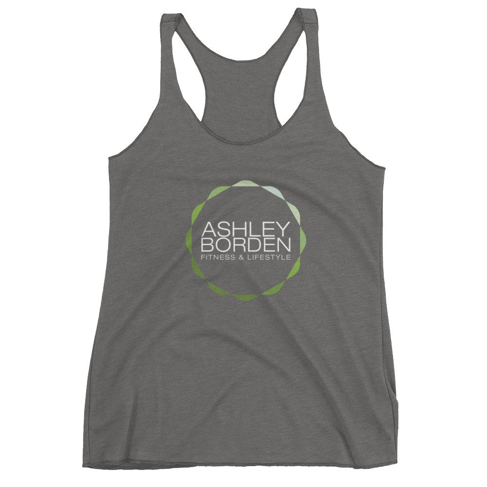 Ashley Borden Women's Tank Top, Gray