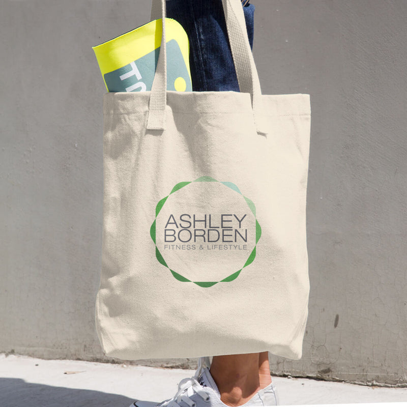 Ashley Borden Cotton Tote Bag