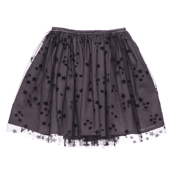 black star tulle skirt - 5 going on 10