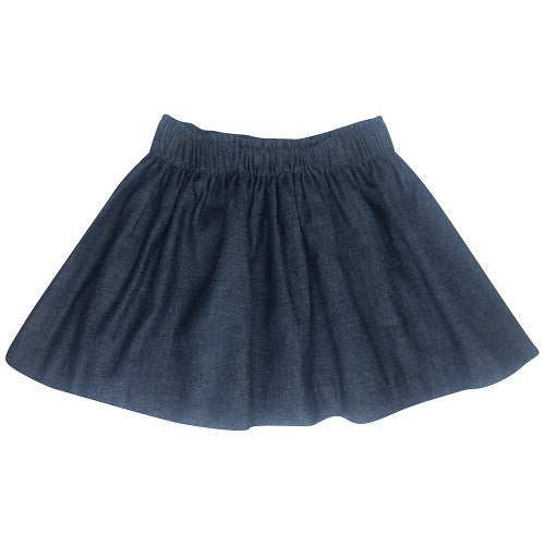 Benedita girls denim skirt - 5 going on 10