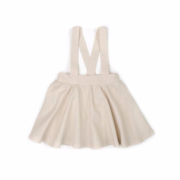 fin & vince beige skirt - 5 going on 10