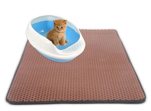 Waterproof Cat Litter Mat