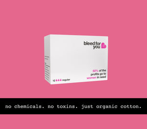 organic tampons with no chemicals or toxins